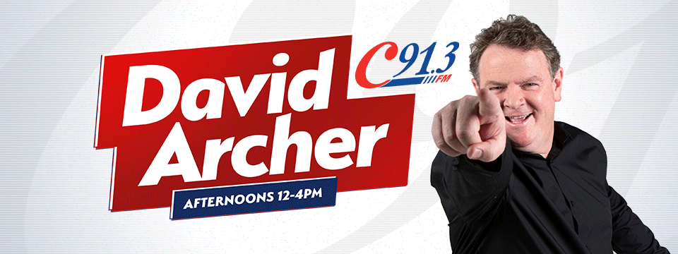 Tune into the Workday with David Archer from 10am until 3pm!