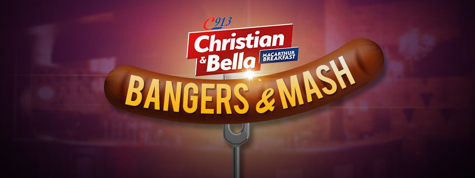 Play Bangers & Mash with Christian and Bella
