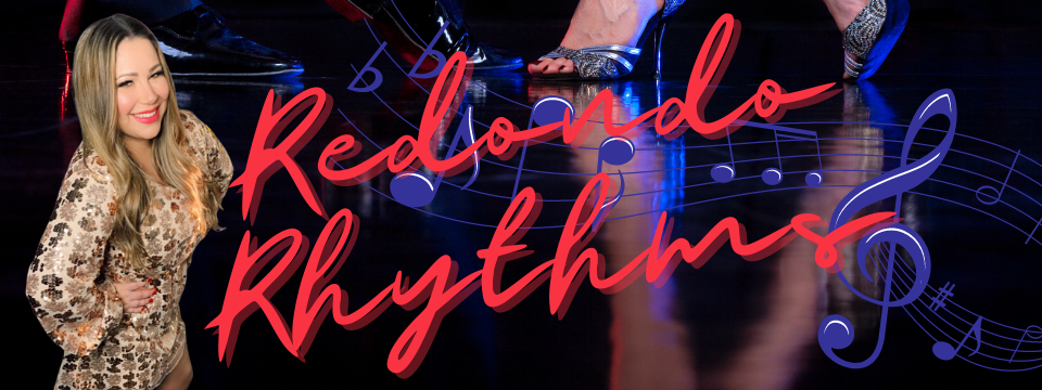 Redondo Rhythms with Ally Redondo, every Friday from 3pm!
