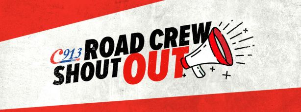 Road Crew Shout Outs