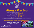Family Fun Day & Outdoor Movie Night, Warragamba