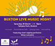 Live & Local - Buxton