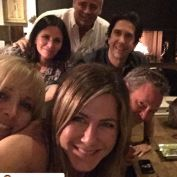 THE ONE WHERE JENNIFER GETS INSTAGRAM! @jenniferaniston . . welcome to the 'gram Jen! 🙌🏽