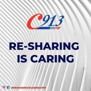 At C91.3 we are committed to supporting local business in their time of need, to ensure that we all make it to the other side of this crisis. . Each Monday, we will re-share every business post that uses the hashtag #resharingiscaringc913 and tags @c913fm to get the word out to Macarthur that they're still open for trade or operating contactless delivery.. what ever it may be we are here to support you. . For all Radio advertising enquires, head to our website www.c913.com.au