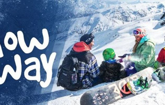 Want the chance to win a snow weekend getaway for…