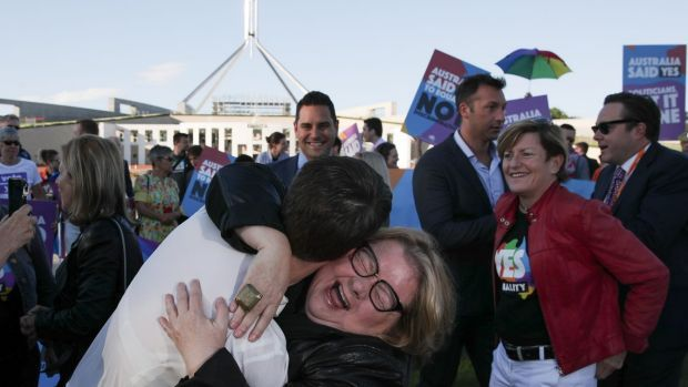 Historic moment as Parliament finally passes same-sex marriage law