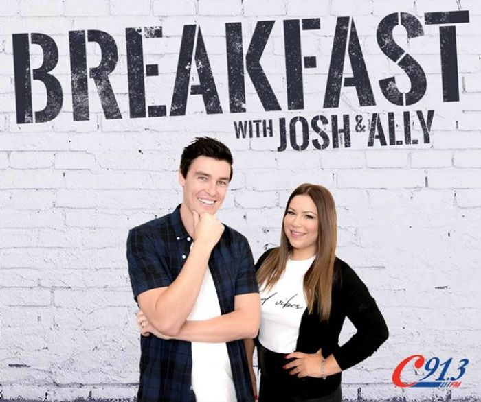 Tune in tomorrow morning for Breakfast with Josh…