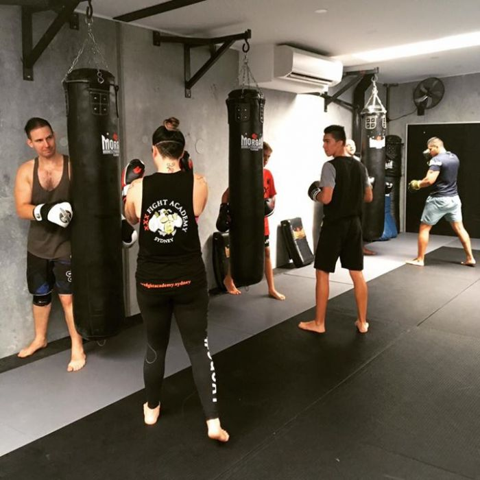 Grand opening of XXX Fight Academy is here! Come…