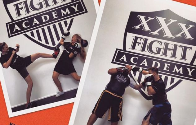 ❤️ for XXX Fight Academy 👍 for  C91.3 Road…