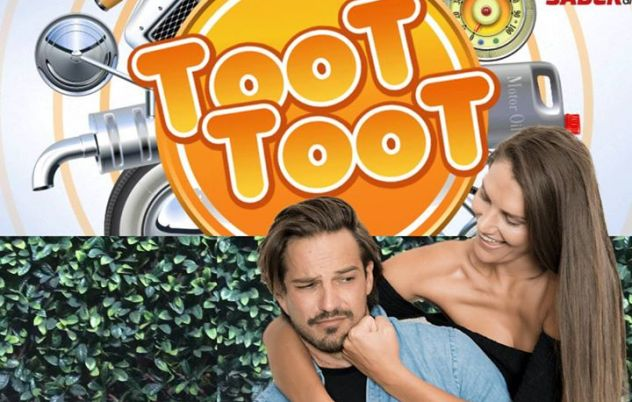 PLAY ▶️ Toot Toot with Christian and Bella…