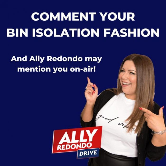 BIN ISOLATION FASHION  OH yes, it's a thing!...