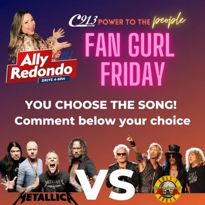 🤟🏽 BATTLE OF THE EPIC BANDS 🎸⚡️  Fan…