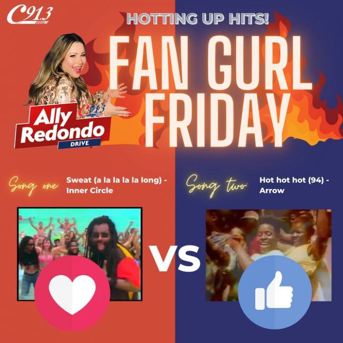 It's time to vote for FAN GURL FRIDAY's 'HOTTING…