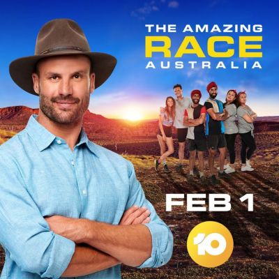 The Amazing Race Australia begins on February 1,...