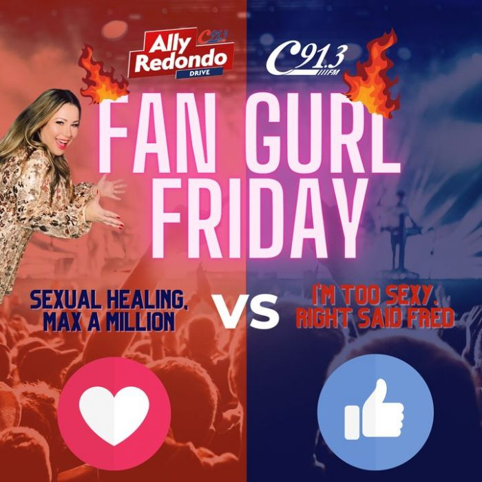 🔥🔥 FAN GURL FRIDAY: Songs Too Sexy For You…